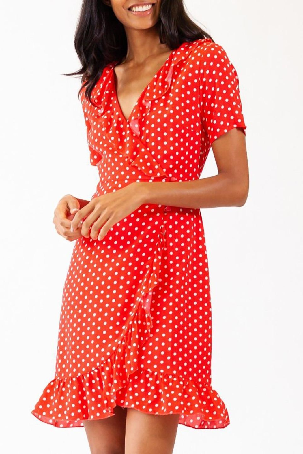 Pink Martini Collection Irresistible Dress - Side Cropped Image