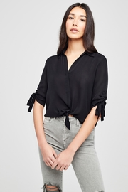 L'Agence Isa Blouse - Front cropped