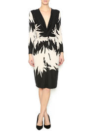 Isabel De pedro Faux Wrap Dress - Product Mini Image