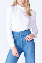 Veronica Beard Isabel Shirt - Front cropped