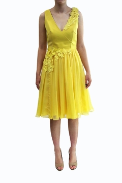 Shoptiques Product: Sunny Flower Dress