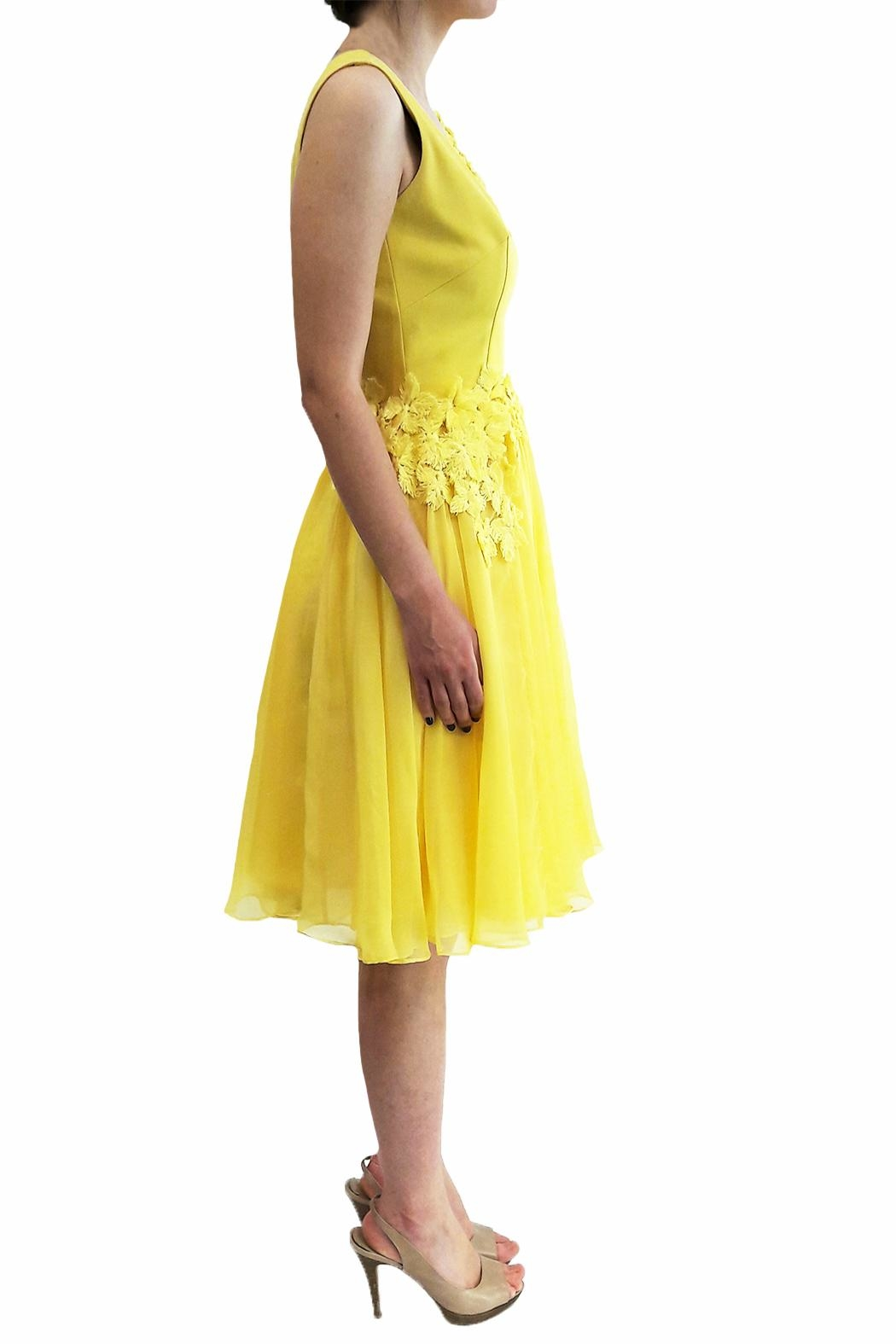 Isabel Garcia Sunny Flower Dress - Front Full Image