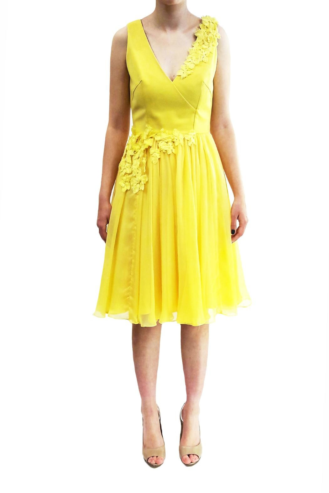 Isabel Garcia Sunny Flower Dress - Main Image