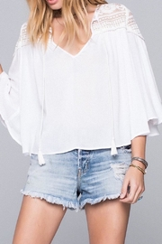 Band Of Gypsies Isabella Blouse - Front cropped