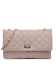 URBAN EXPRESSION  Isabella Quilted Crossbody - Product Mini Image