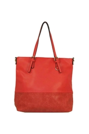 Isabelle Double Strap Bag - Front cropped