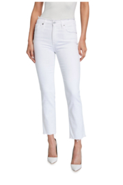 AG Adriano Goldschmied isabelle jeans white - Product Mini Image
