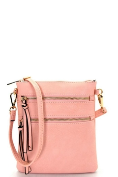 Shoptiques Product: Pink Cross Body Bag