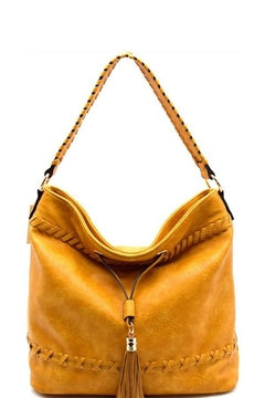 Shoptiques Product: Stitch Detail Hobo