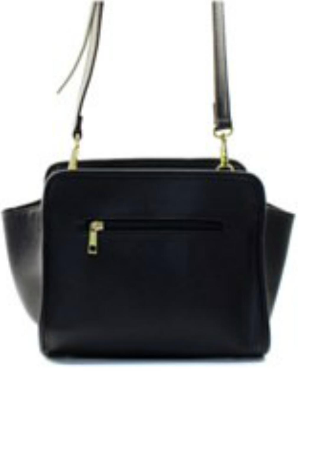 Isabelle Tri-Tone Crossbody - Front Full Image
