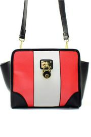 Isabelle Tri-Tone Crossbody - Product Mini Image