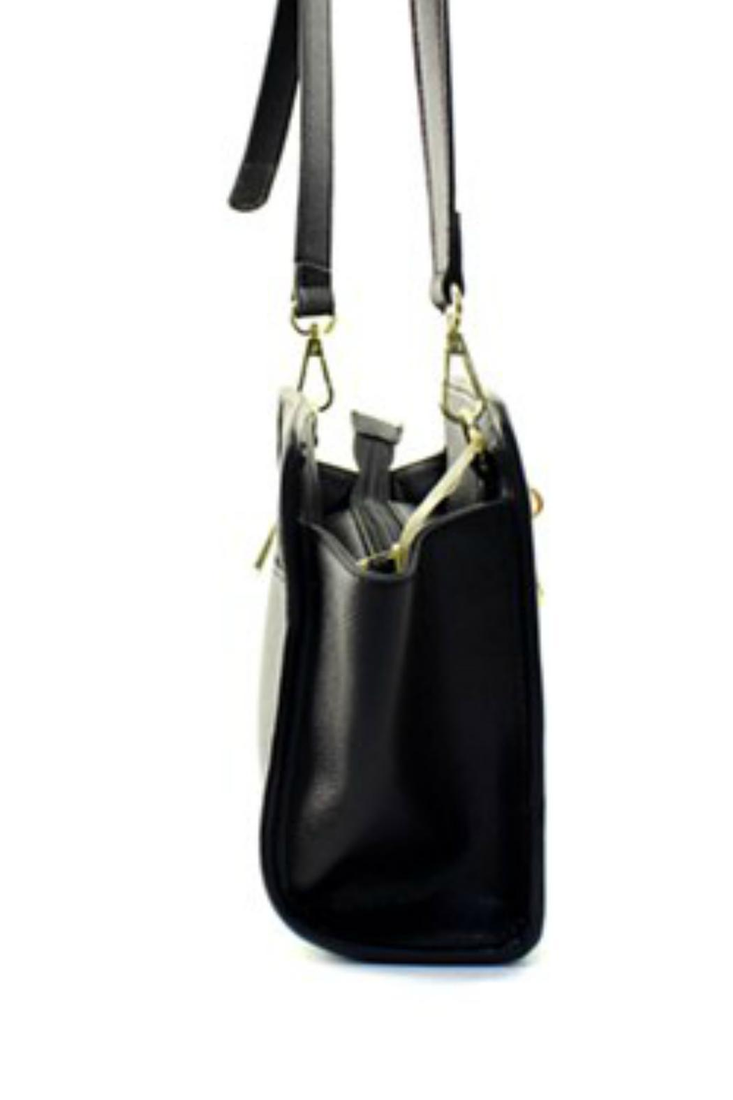 Isabelle Tri-Tone Crossbody - Side Cropped Image