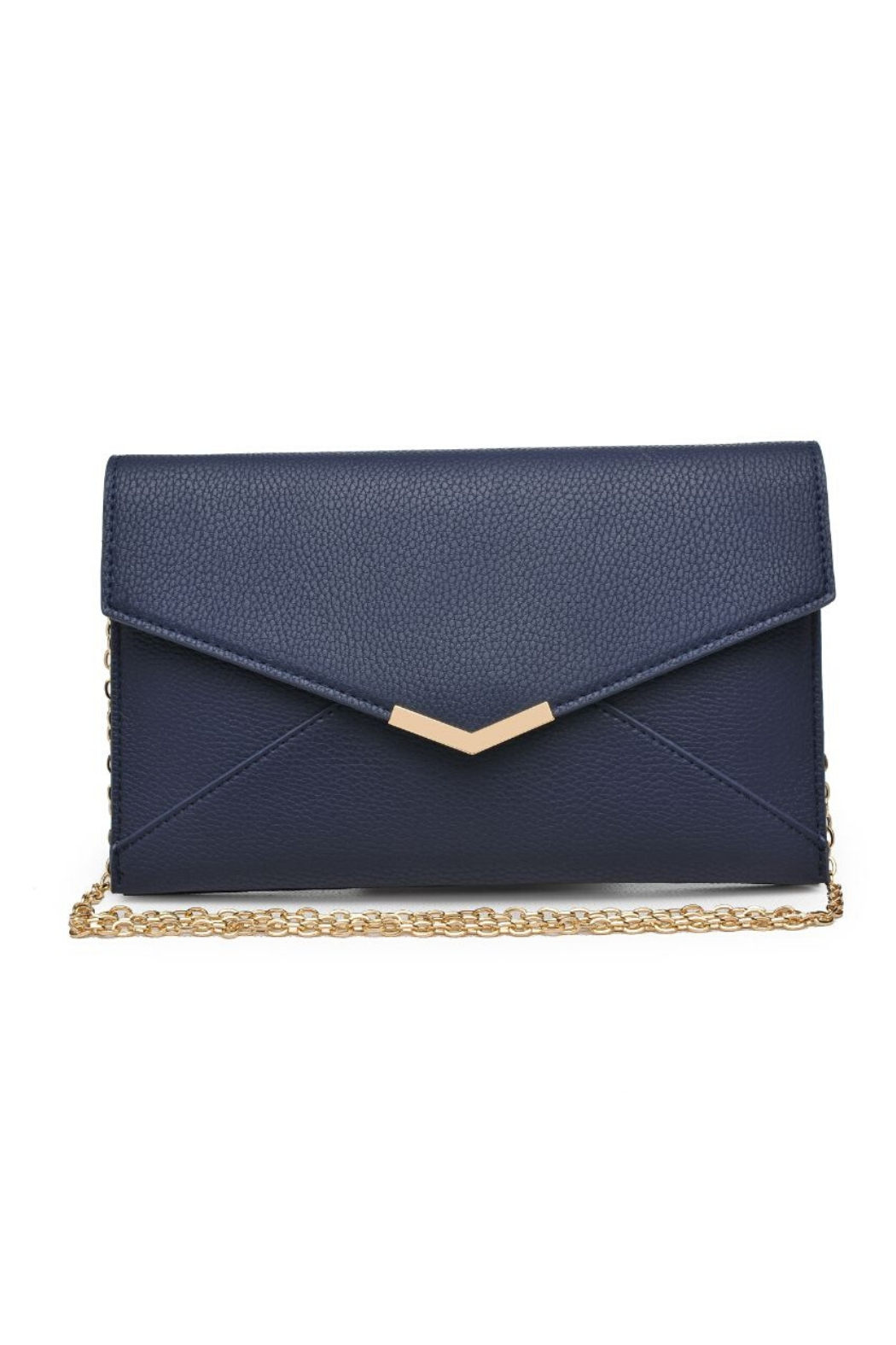 Urban Expressions Isabelle Vegan Crossbody - Front Cropped Image