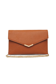 Urban Expressions Isabelle Vegan Crossbody - Front cropped