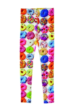 Shoptiques Product: Assorted Donut Legging