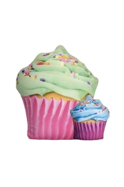 Iscream Cupcake Scented Pillow - Front cropped