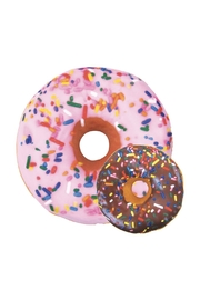Iscream Donut Microbead Pillow - Product Mini Image