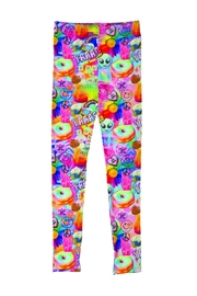 Iscream Psychedelic Collage Leggings - Product Mini Image