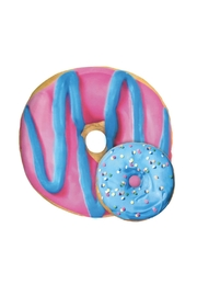 Iscream Scented Donut Pillow - Product Mini Image