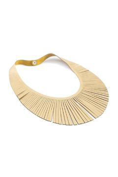 Shoptiques Product: Brigitte Necklace Fringe