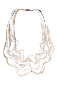 Iskin Sisters Curves Duo Necklace Large - Product List Image