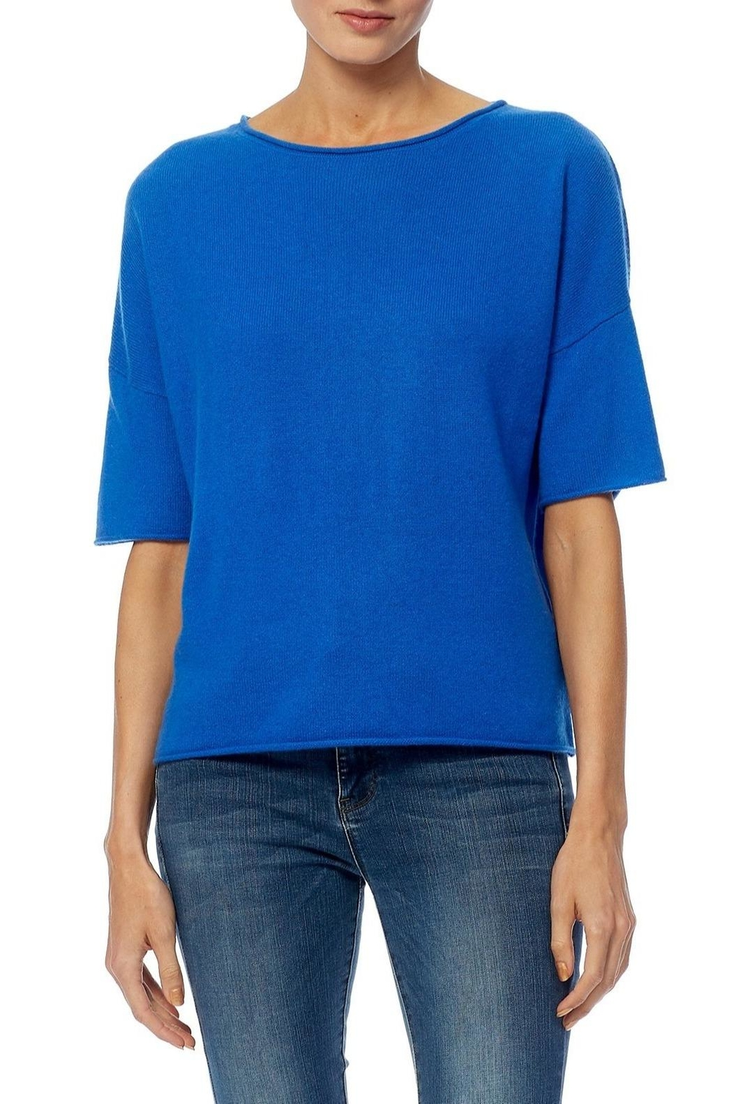 360 Cashmere Isla Sweater - Front Cropped Image