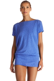 Vitamin A Isla Tunic - Front cropped