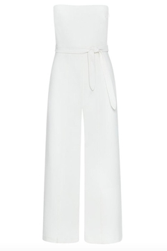 LIKELY Isla White Jumpsuit - Alternate List Image