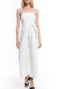 LIKELY Isla White Jumpsuit - Product List Image