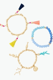 Lilly Pulitzer Island Calypso Bracelet-Set - Product Mini Image