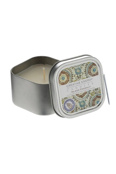 Creative Energy Candles Island Coconut Lotion  Small Tin - Alternate List Image