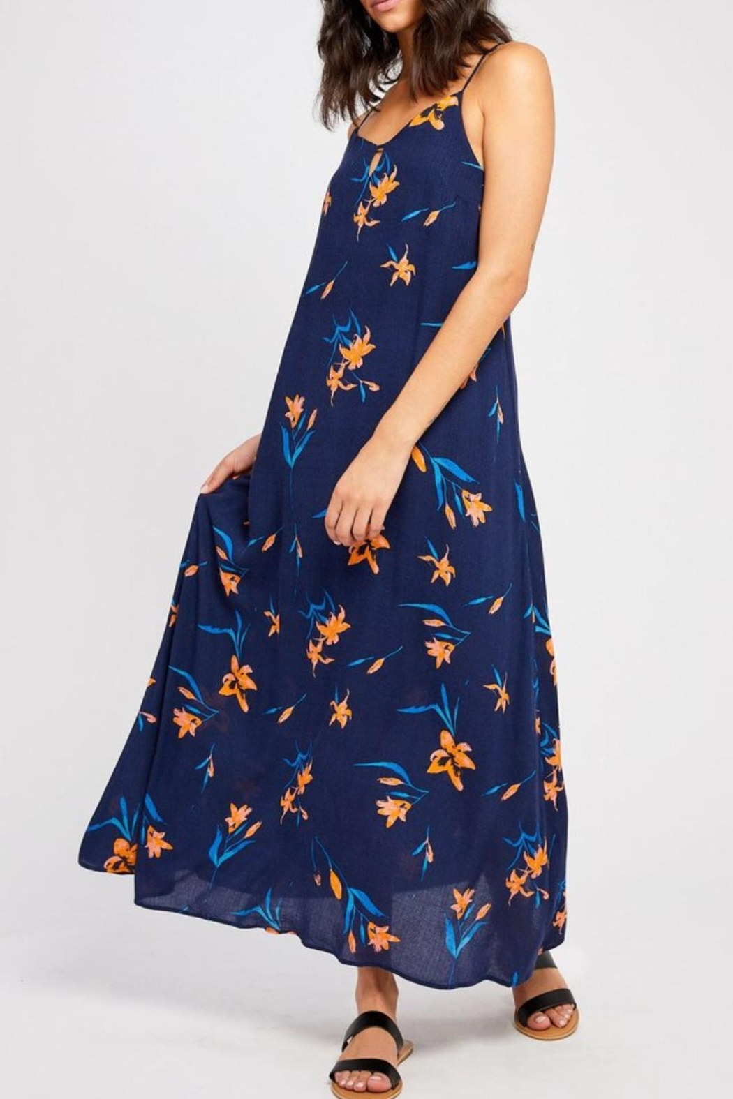 Gentle Fawn Island Floral Maxi - Main Image