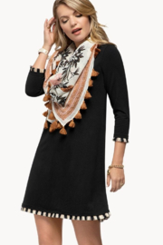 Spartina 449 Island Fringe Dress - Product Mini Image