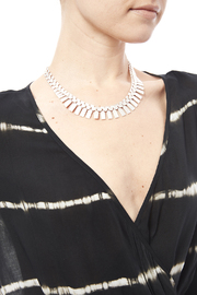Island Imports Cleopatra Necklace - Back cropped