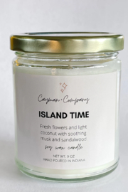 Lyn -Maree's Island Time Candle - Product Mini Image