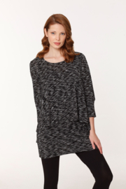 Isle  Double Layer Tunic - Product Mini Image