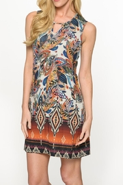 Isle Keyhole Dress - Product Mini Image
