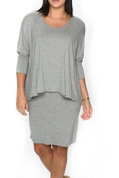 Isle Apparel Knit Dress - Alternate List Image