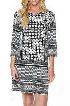 Isle Apparel Printed Dress - Alternate List Image