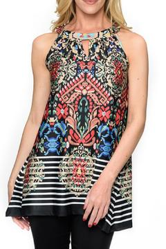 Isle Apparel Sleeveless Tunic - Product List Image