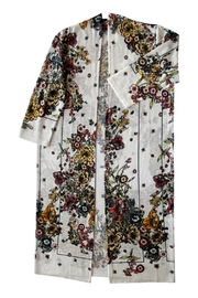 Isle by Melis Kozan Floral Duster And Tank Set - Product Mini Image