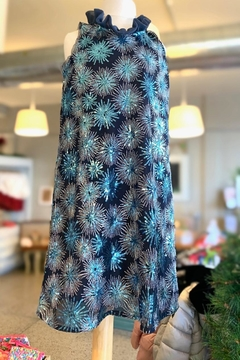 Shoptiques Product: Blue Sparkle Dress