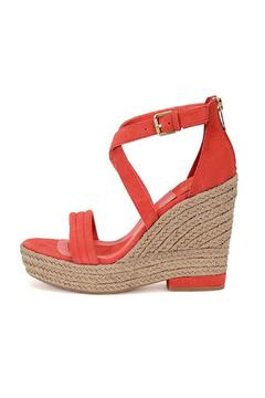 Shoptiques Product: Yalena Red Wedge