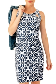 Gretchen Scott Isosceles Dress - Piazza - Product Mini Image
