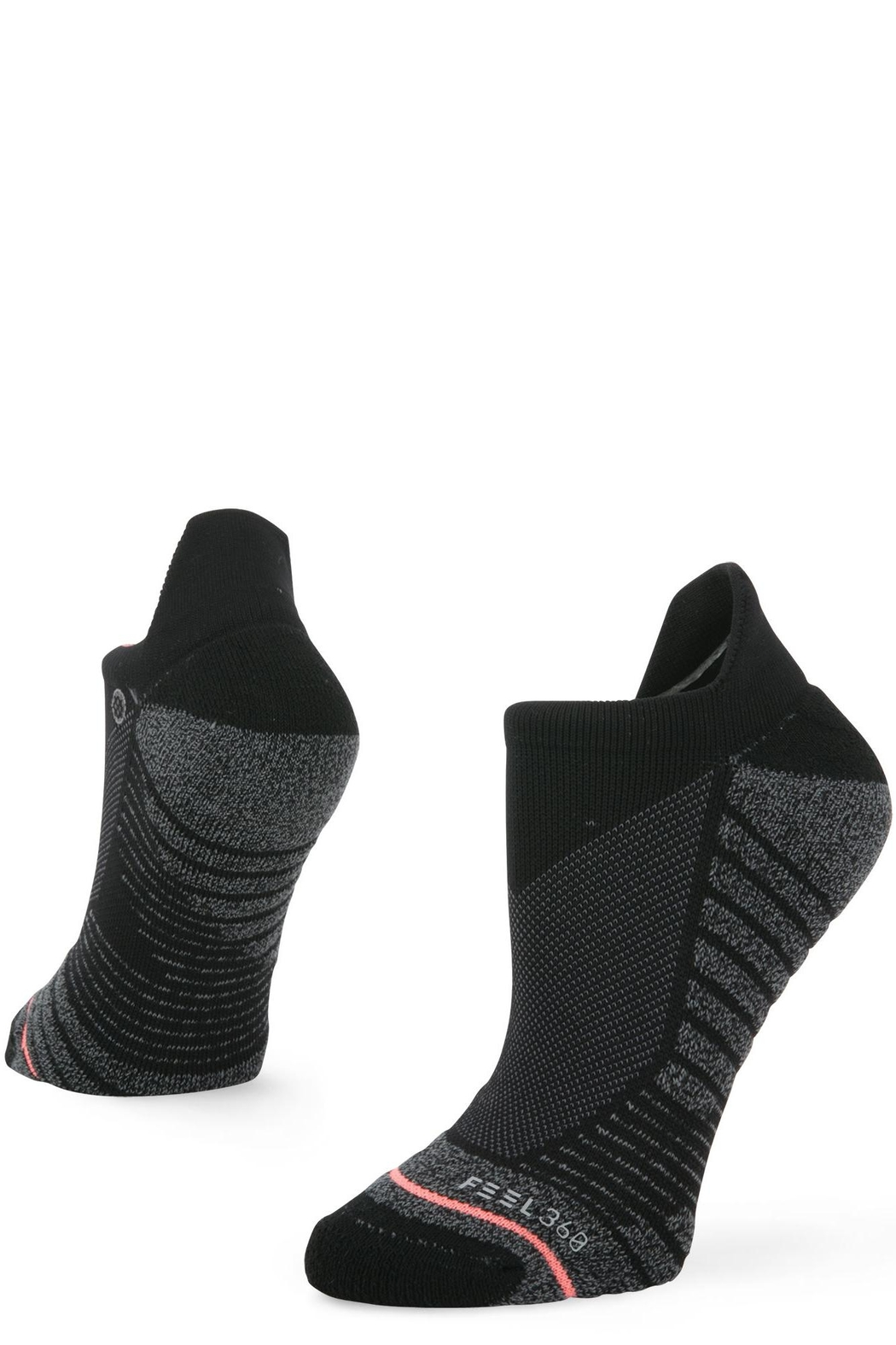 Stance Isotonic Tab Socks - Front Cropped Image