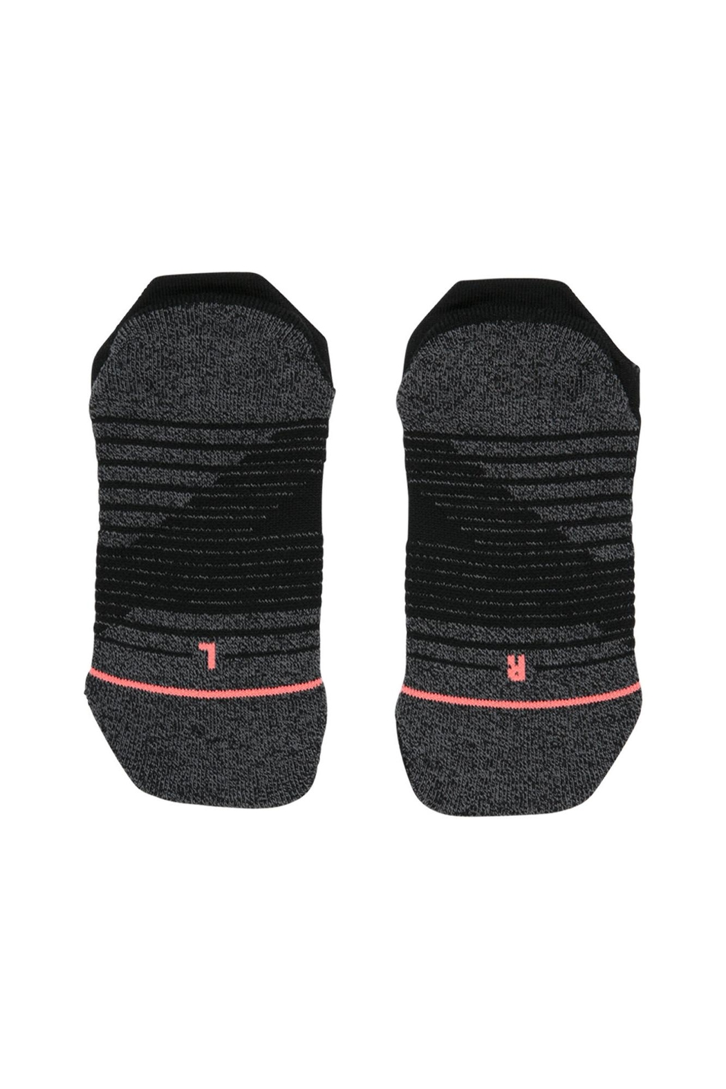 Stance Isotonic Tab Socks - Side Cropped Image