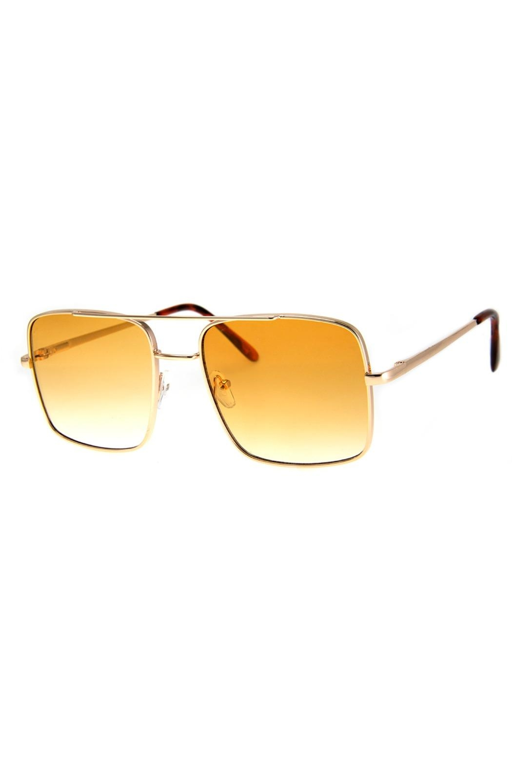 AJ Morgan Issue Sunglasses - Front Cropped Image