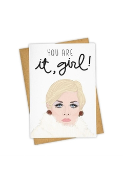TAYHAM It Girl Card - Product List Image