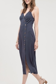 Blu Pepper It Goes Dress - Front full body