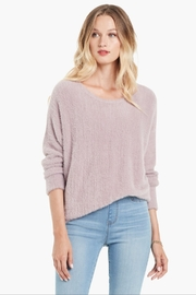 Nic + Zoe  It's a Fluff Sweater - Front cropped